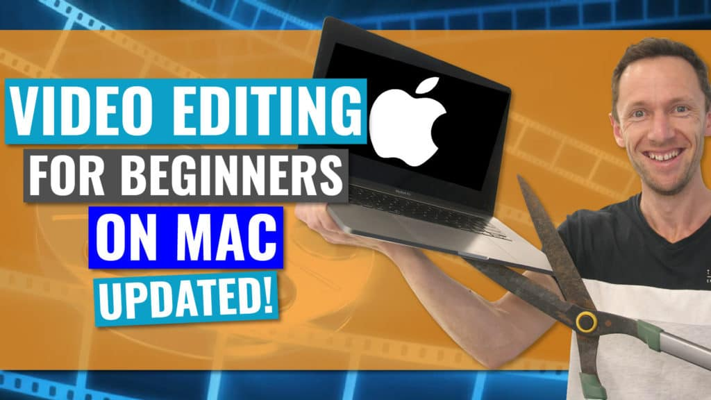 video editing for beginners on mac