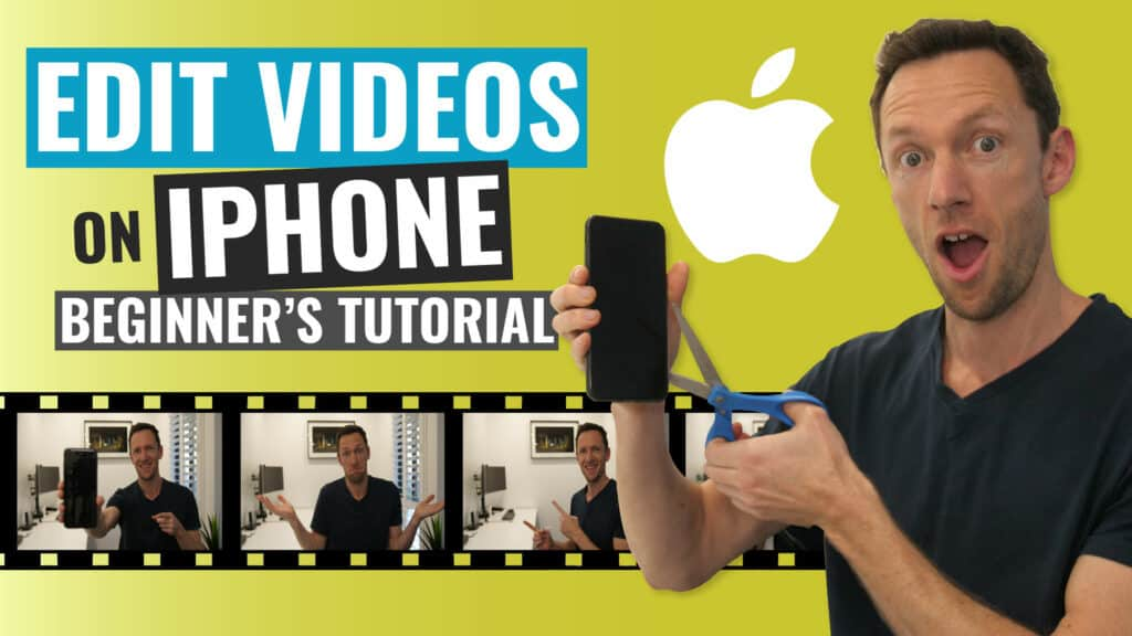 How to Edit Video on iPhone (COMPLETE Beginner's Guide!)