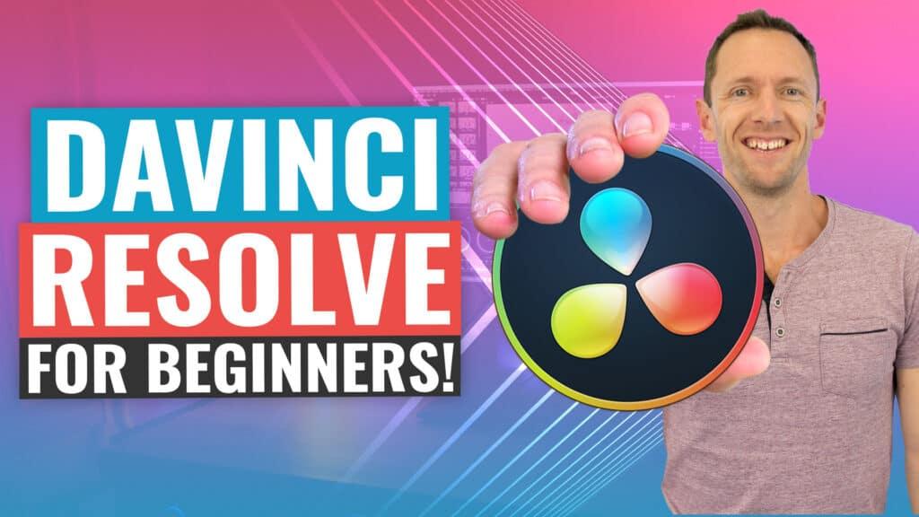 DaVinci Resolve - [UPDATED] Complete Tutorial for Beginners!