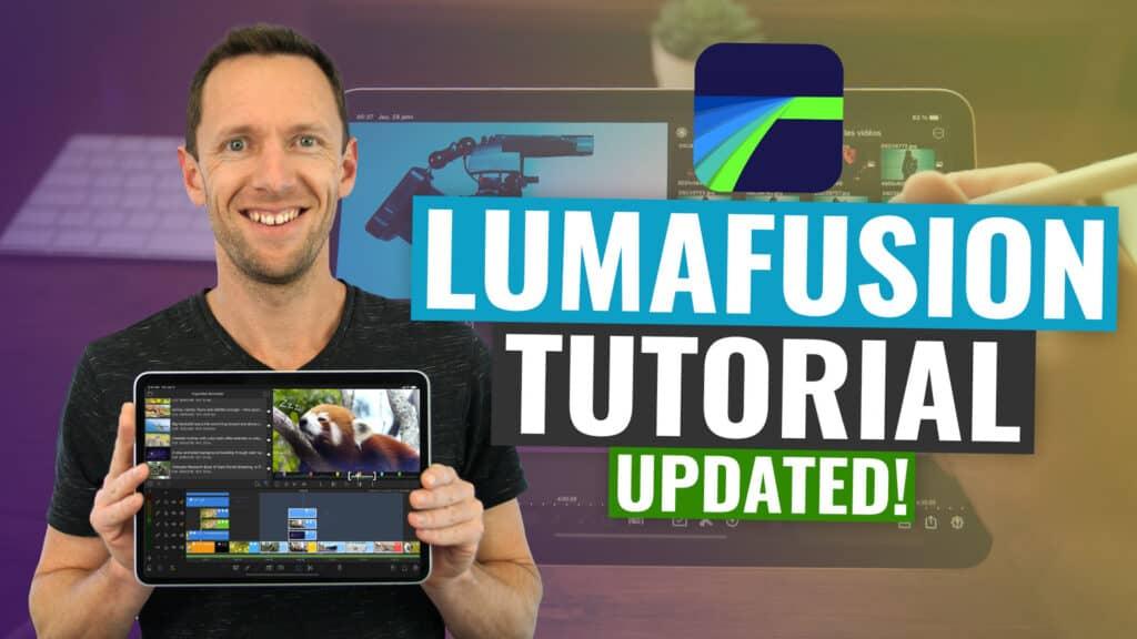 How to Edit Videos on iPhone & iPad: LumaFusion Tutorial (2021!)
