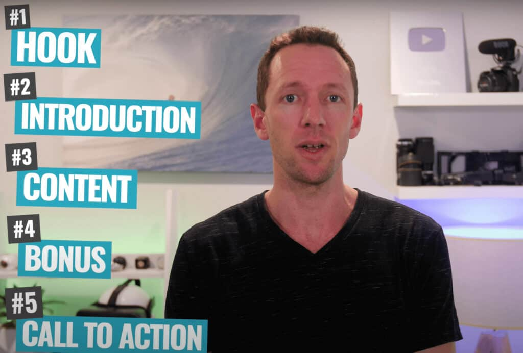 5 Elements of a Simple Video Script Structure