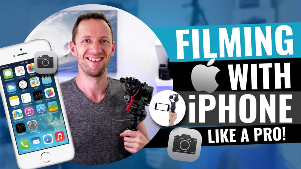 Filming with iPhone