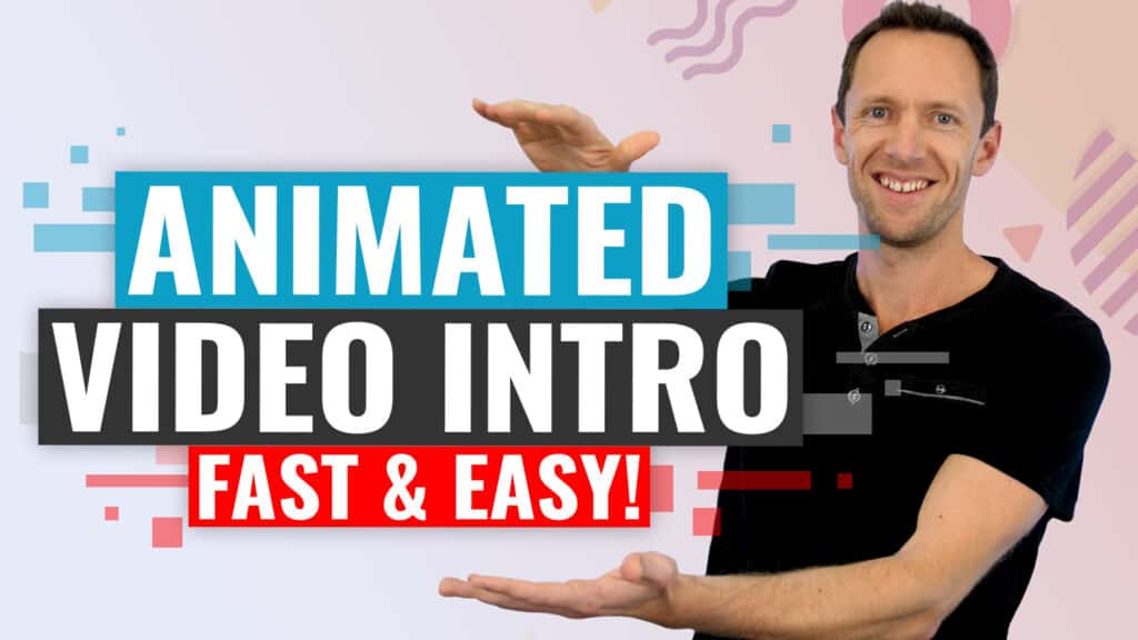 How to Make a YouTube Video Intro (UPDATED Tutorial!)