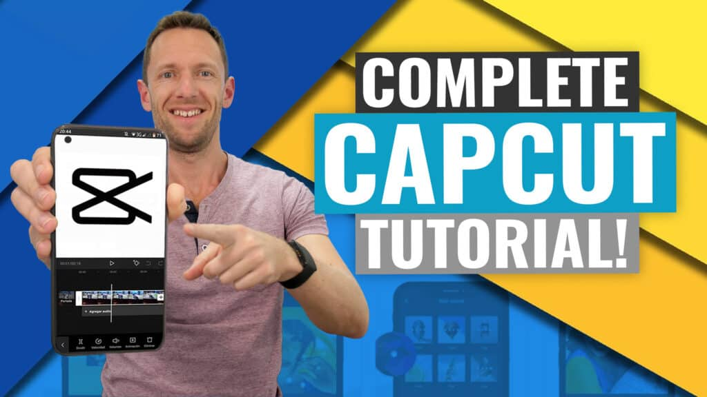 CapCut Video Editing Tutorial - COMPLETE Guide (2021)
