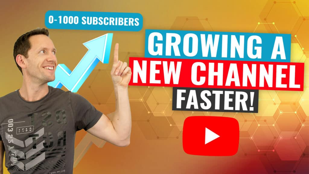 From 0 to 1,000 Subscribers FASTER: 9 Tips to Grow a New YouTube Channel
